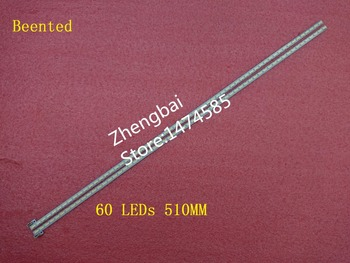 Beented New 10 PCS LED strip working compatible 74.46P06.001-4-DX1 STA460A92/93 T460HVD01.0 60 LEDs 510MM