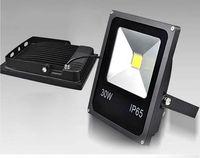 50W LED Floodlight Epistar Chip 4pcs 12V High Lumen Outdoor Security Street Floodlights LED Flood Light