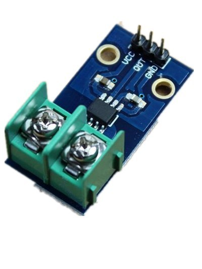 WQScosea Q8S-17 AC and DC ACS712ELCTR-30A 30A range Current Sensor  ACS712 Module Board For Arduino