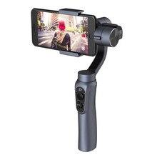 Zhiyun Glatt Q 3-achsen Handheld Smartphone Gimbal Stabilizer Glatte-Q für iPhone 7 Plus Samsung S7 S6