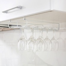 House Wine Glass Rack Hanging Wine Cup Holder Bar