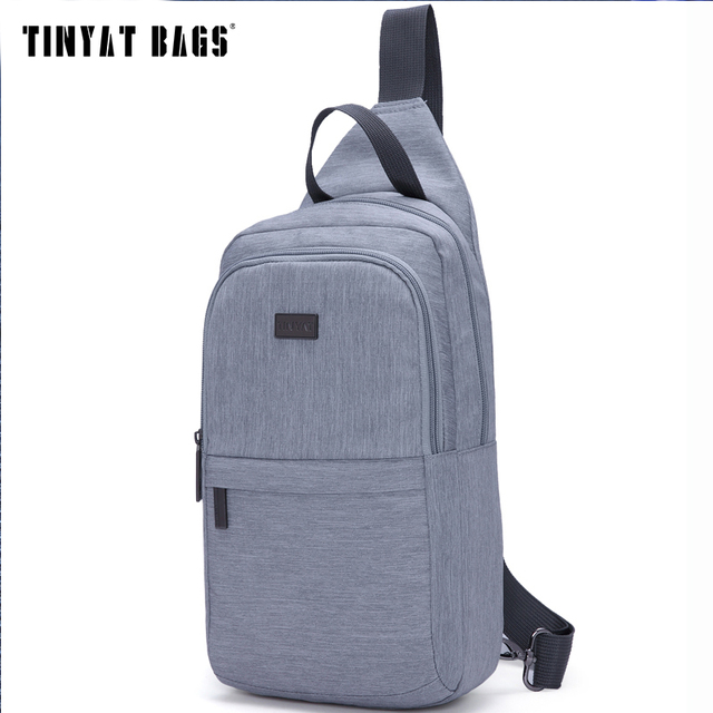 e06d7c25d1ff TINYAT Summer Vacation Travel tour trip jounery men chest bag women chest  pack Waist Pack Messenger