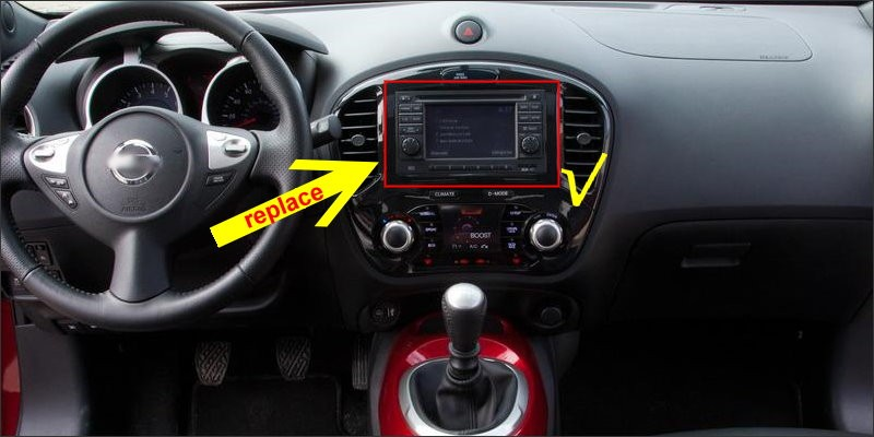 Flash Deal Liislee Car Android GPS NAVI Navigation System For Nissan Juke 2010~2013 Radio Audio Stereo Multimedia Video ( No DVD Player ) 0