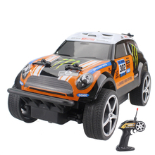 RC Car For Racing Team Cooper/Bull 4CH Remote Control  SUV Buggy Off Road Vehicle Electronic  Car Model Hobby Toys