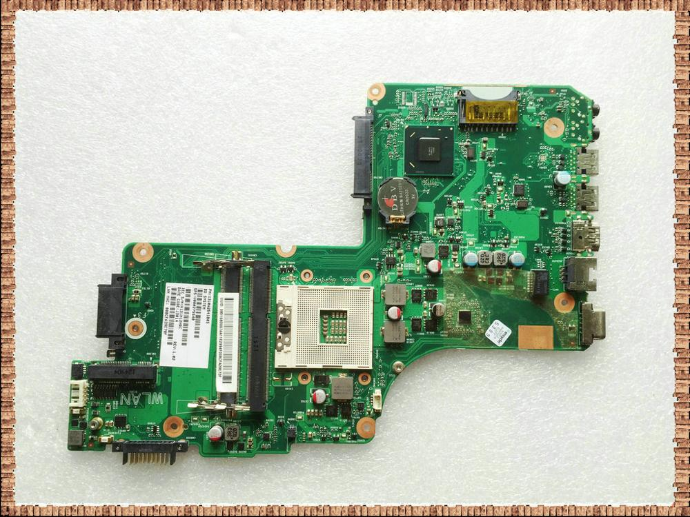 for Toshiba Satellite C850 C855 laptop Motherboard V000275540 DK10F-6050A2541801-MB-A02 mainboard fully Tested image