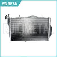 Motorcycle Cooling Cooler Replacement Radiators Aluminium Cores For Honda CBR1100XX CBR 1100 XX Black Bird 97