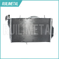 Motorcycle Cooling Cooler Replacement Radiators Aluminium Cores For Honda CBR1100XX CBR 1100 XX Black Bird 97