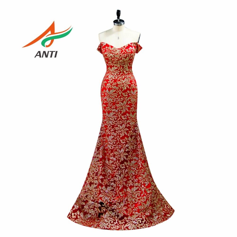 ANTI Κομψά φορέματα 2011 2017 Πολυτελής - Ειδικές φορέματα περίπτωσης - Φωτογραφία 3