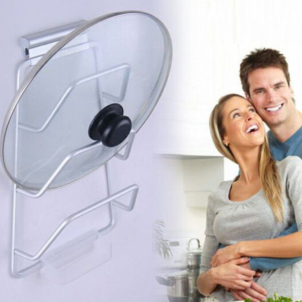 Aliexpress.com : Buy New Aluminum Kitchen Cabinet Door Pot Pan Lid ...