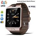 696 QW09 montre intelligente Fitness sommeil Tracker bande 512 MB/4 GB Bluetooth 4.0 réel podomètre carte SIM qw09 Smartwatch|Montres connectées| |  -
