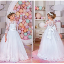 ea53704322 Buy junior bridesmaid lace tulle dress and get free shipping on ...
