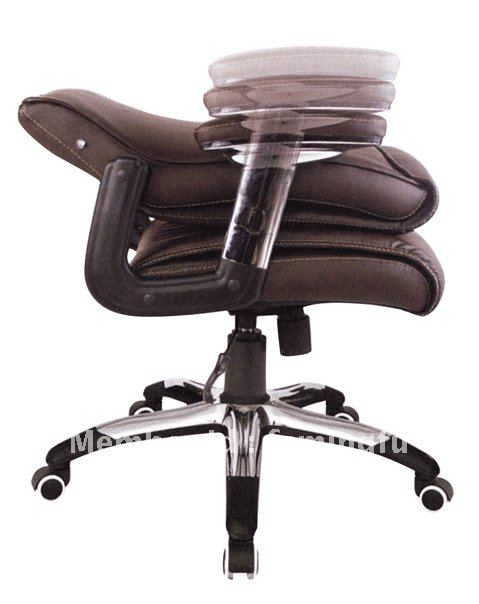 leather foldable office chair mf 325 in office chairs from furniture