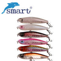 Smart Pencil Lure 91mm/14.8g Top Water VMC Hook Isca Artificial Bait Para Pesca Wobblers Lure Leurre Souple Fishing Tackle