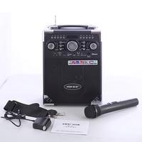 S8 Беспроводной Bocinas Bluetooth Динамик сабвуфер аудио стерео музыку Портативный U диска MP3 плеер Surround Водонепроницаемый открытый СПИК