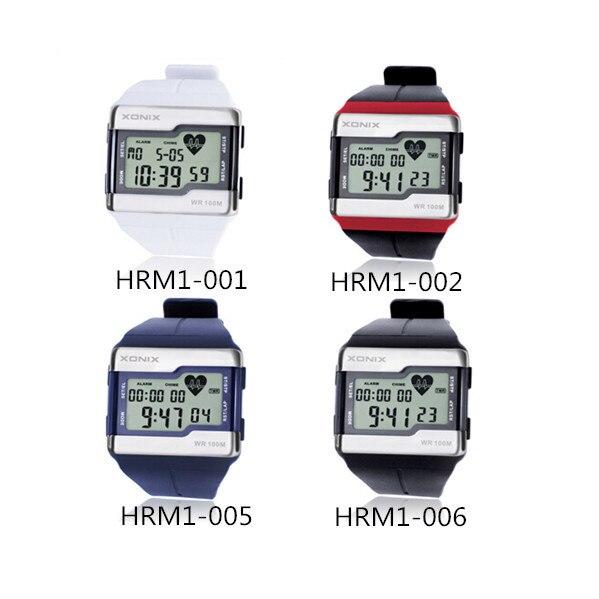 BINZI роскошные часы мужские спортивные часы для мужчин светодиодные цифровые водонепроницаемые часы военные мужские кварцевые наручные час... - 6