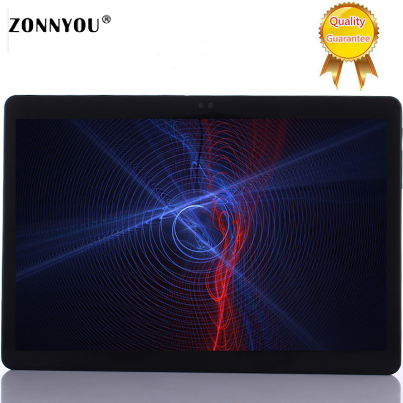 10 1 inch Tablet PC Android 6 0 3G Call Lte RAM 4GB ROM 32GB Bluetooth