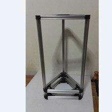 Horizon Elephant 3D printer Reprap Delta Rostock kossel CNC Aluminum Vortex with aluminum extrusion kit