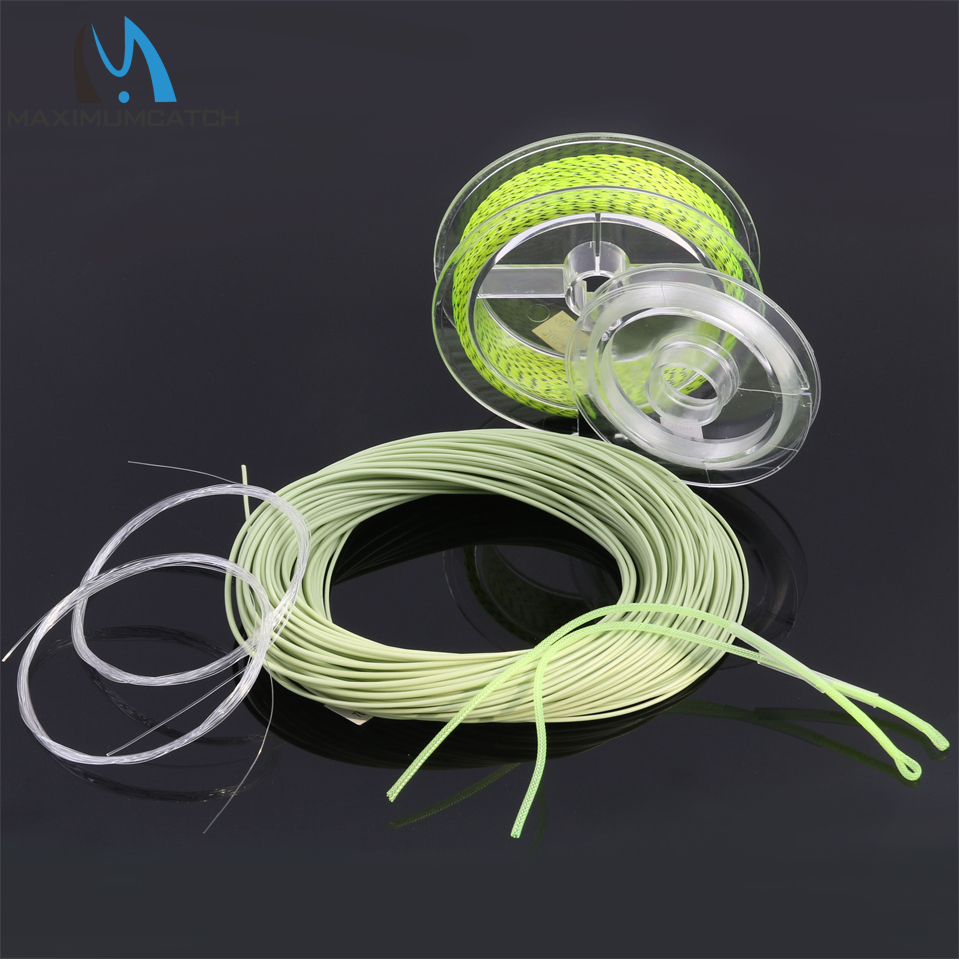 Fly fishing lines combo combo fly line backing leader for Fly fishing tippet