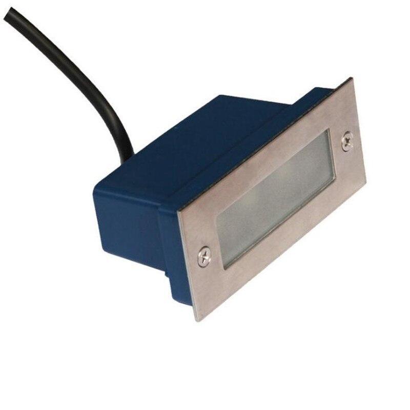 Led Underground Lamps Lights & Lighting Free Shipping 3*3w Stair Lighting Led Step Light Corner Lights 170*70*55mm Ac85-265v Ce/rohs 2800-7000k