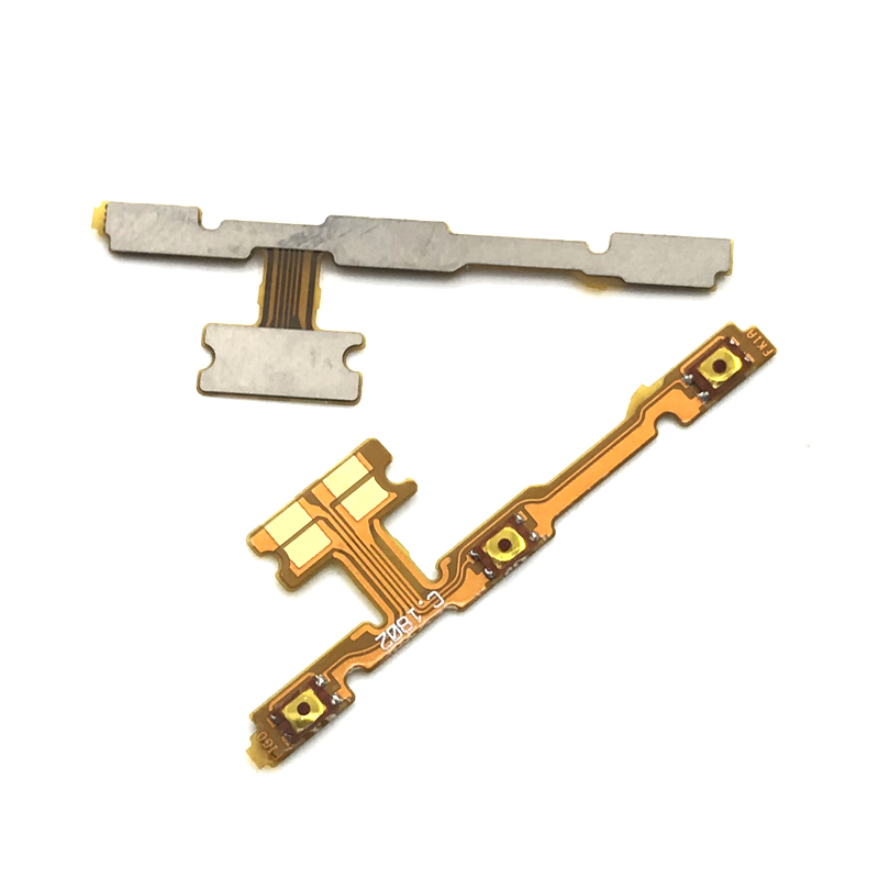 New ON And OF Switch Button Flex Cable For Huawei P Smart Enjoy 7S Power Flex Cable Replacement Part