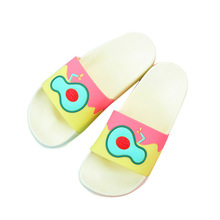 1c8eeee24d87 2019 Cartoon Fruit Women Slippers watermelon banana Home Slippers Summer  Sandals Women Shoes Flip Flops Sandalias