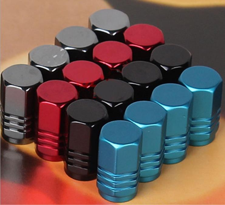 Car Wheel Tires Valves Tyre Stem Air Caps For Acura MDX NSX RDX RL RSX SLX TL TSX ZDX integra Accessories