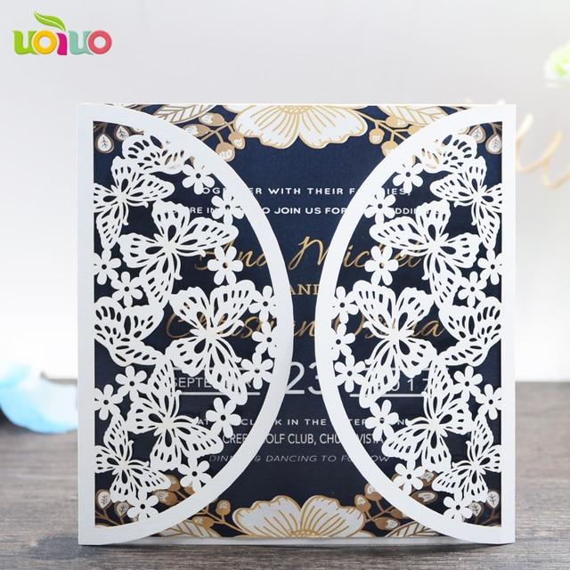 Popular white pearl paper cheap laser cut butterfly wedding popular white pearl paper cheap laser cut butterfly wedding invitation card models stopboris Choice Image