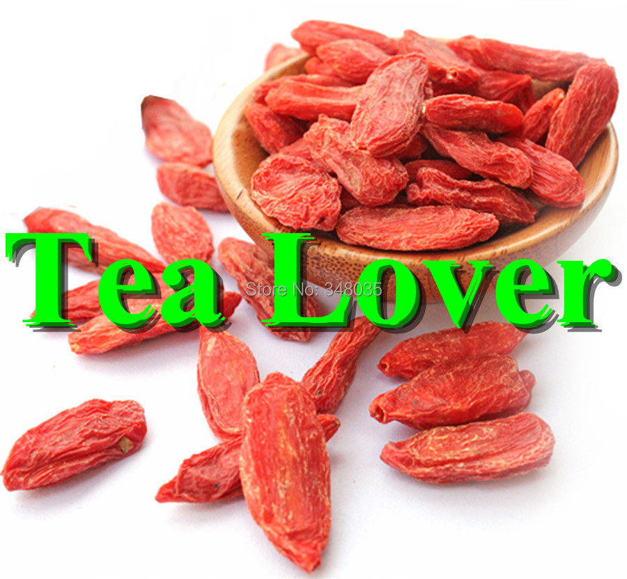 goji berries/organic chinese snacks/green food/energy ...