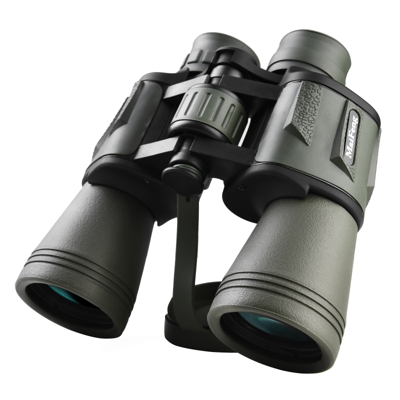 High Times 20X50 Binoculars HD Telescope Powerful Wide-angle Nitrogen Waterproof binocular for Hunting Camping Lll Night Vision bijia 20x nitrogen waterproof binoculars 20x50 portable alloy body telescope with top prism for traveling hunting camping