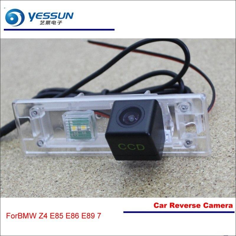 YESSUN Car Reverse Camera For BMW 6 M6 E63 E63N E64 E64N / F12 F13 F06 Rear View Back Up Parking Reversing Camera