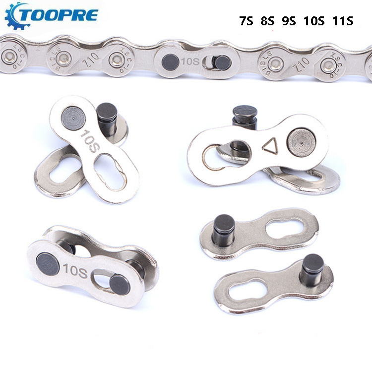 KMC Bike Quick Release Link Bicycle Chain Joiner Suit 8//9//10//11 Speed 8 9 10 11S