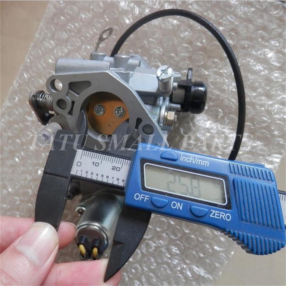 GX610 CARBURETOR FOR HONDA GX620 GX630 EM10000 ET12000 2V77 2V78 – Honda Gx630 Wire Diagram