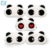 Blinder nap blindfold panda rest eyes shade patch sleep sleeping mask