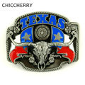Cool touro texas big head belt buckle metal país ocidental Acessórios Boucle Ceinture Cowboy Fivela Rocha Masculino Para Homens Hip cintos