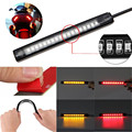 NEW Universal Flexible 18 LED Motorcycle ATV Tail Brake Stop Turn Signal Strip Light