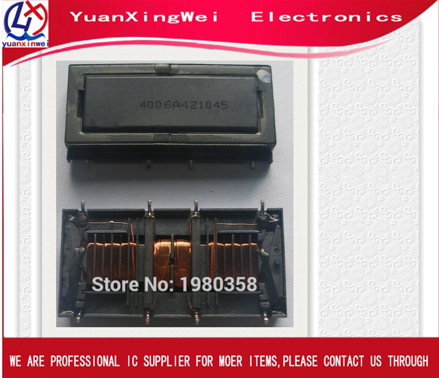 цена на Free shipping, New 1pcs/lot 4006A Inverter Transformer For V144-301 V070-001