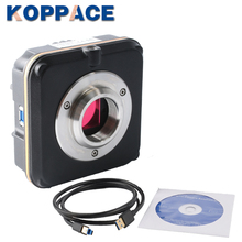 KOPPACE KP-1000KPA Industrial camera  USB3.0 10 million pixels Industrial Microscope   camera Support Image and video
