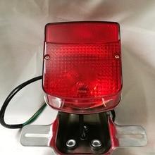 Новинка для задних фар/галогенная лампа заднего освещения, задние фары/стоп-сигнал ламповый блок в комплекте OEM качество для GN125 GN 150