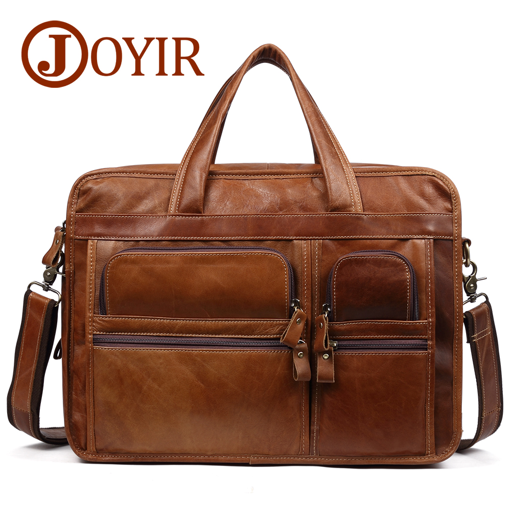 Best selling 2019 new fashion leather men's bag high quality men's business briefcase laptop bag men's shoulder bag Messenger ba