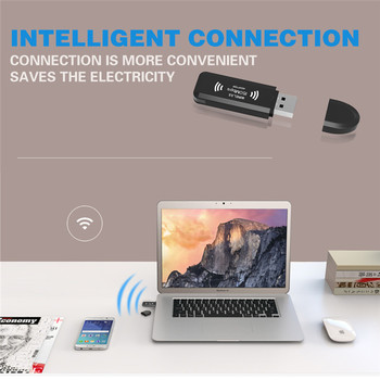 Robotsky Mini USB Wifi Adapter 150Mbps R...