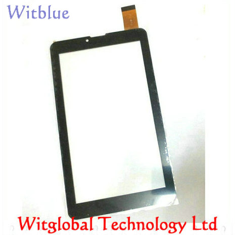 Black/White New Tablet Touch Screen 7 Haier G700 HIT Touch Screen Panel Digitizer Glass Sensor Replacement Free Shipping original touch screen digitizer for ipad mini2 white black new tp ic replacement glass screen