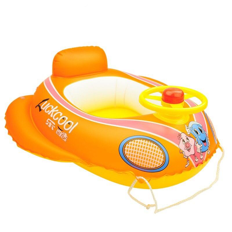 Aliexpress.com : Buy High Quality Safe Cartoon Baby Swimming Seat ...