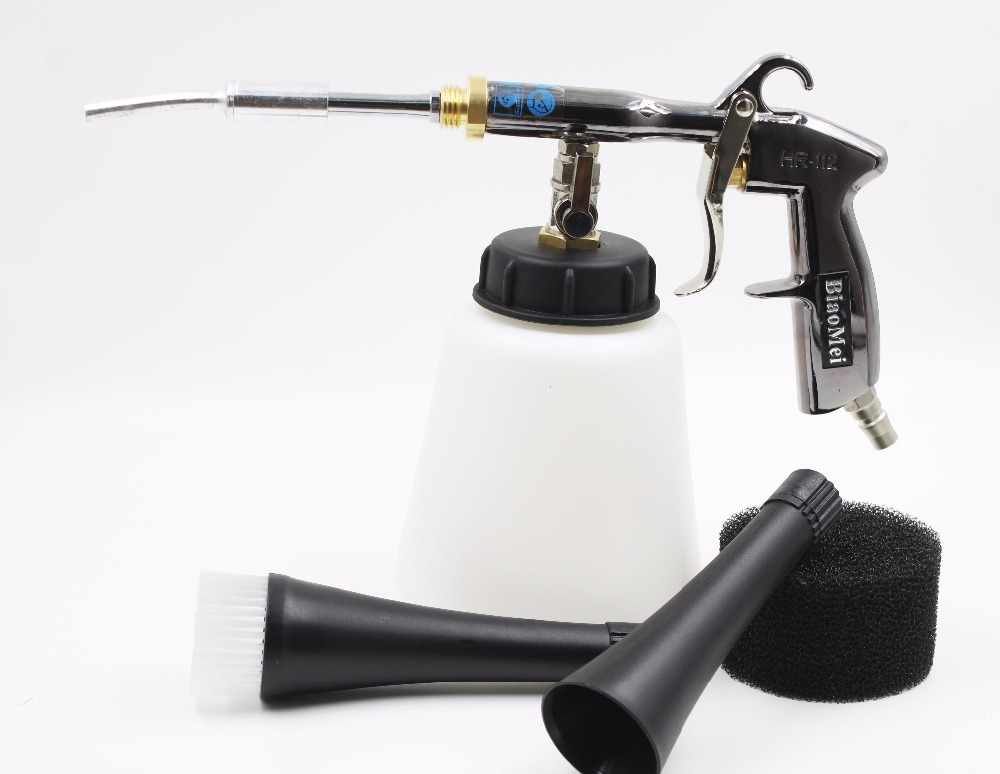 K101high Pressure Alloy Japanese Bearring Tube Car Washer Gun For Cars Car Styling Car Wash Car