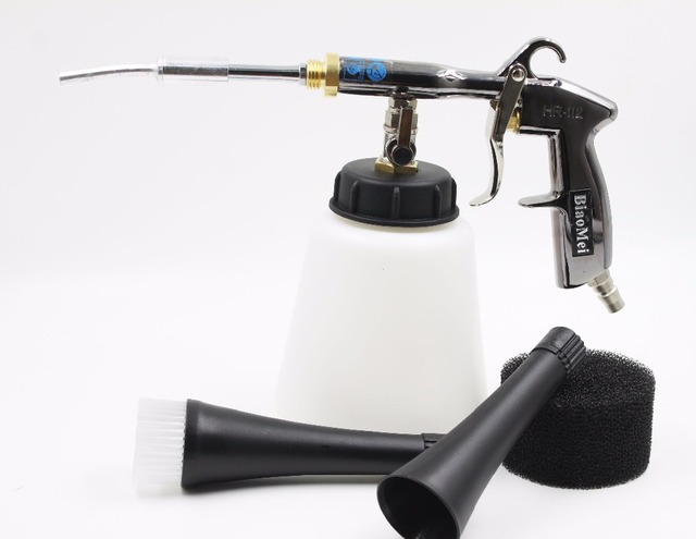 z-020 good quality high pressure japanese stainless steel bearring tube tornado gun for tornador gun car washer