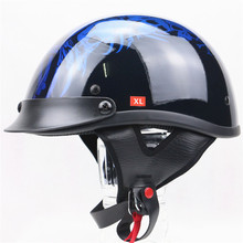 Top quality DOT approved Harley Style Motorbike Helmet USA style motorcycle helmet