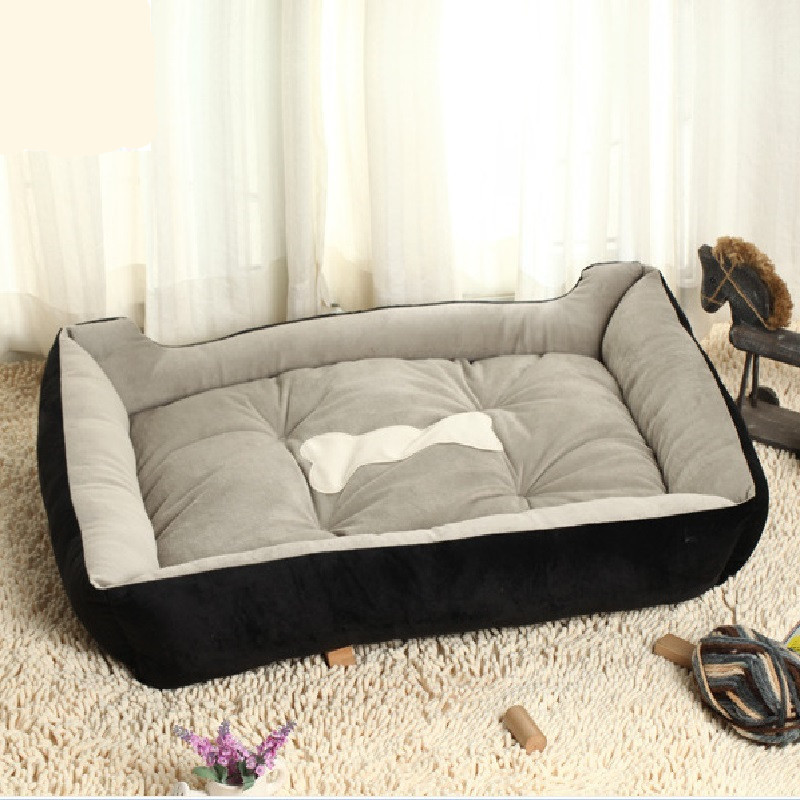Plus Size Comfortable Warm Sofa Dog Bed House Home Kennel