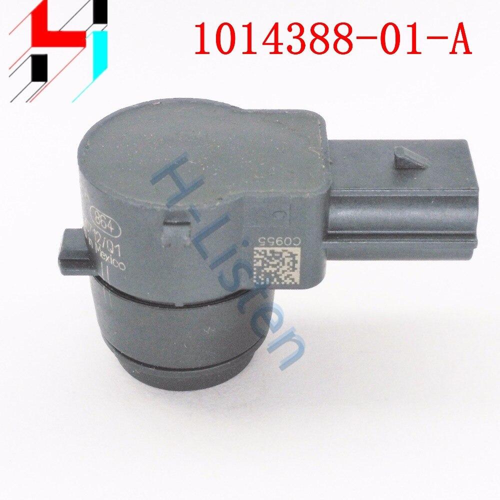 (10 шт.) Бесплатная доставка PDC парктроник Сенсор 1014388-01-a 0263023001 реверсивный р ...