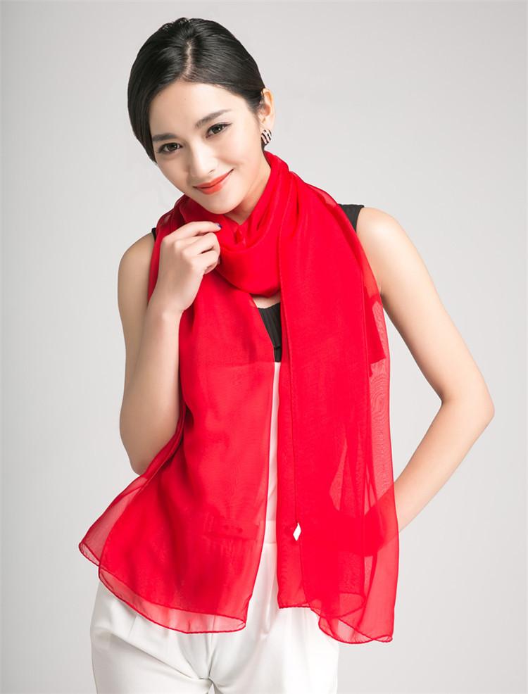 15-1silk scarf