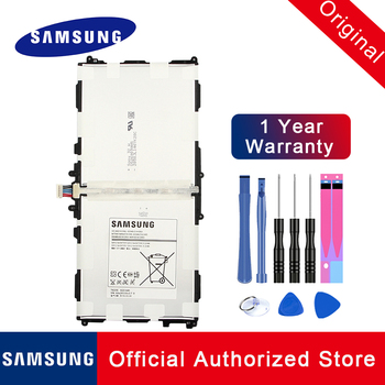 Original Tablet Battery T8220E For Samsung Galaxy Note Tab 10.1 2014 Edition SM-P601 P600 T520 P601 P605 P607 8220mAh Batteria image