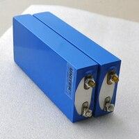1 2pcs 3.2v LiFePO4 li polyme rechargeable battery 26Ah cell for 12V24A battery pack e bike UPS Power convertor HID solar light